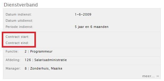 Contract aanmaken nmbrs payroll nl - Maak een hoofdbord aan ...